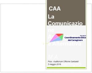 Icon of Relazione M.A.  Scognamiglio