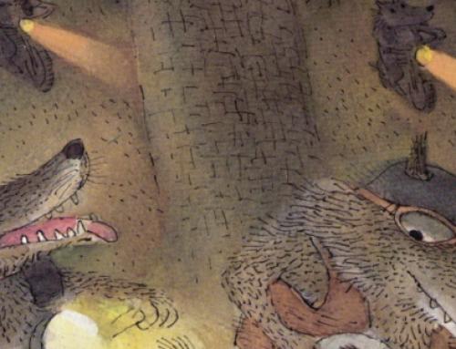Tommaso e i cento lupi cattivi