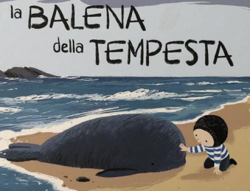 La balena della tempesta